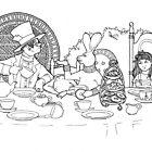 Mad Tea Party by WinonaCookie