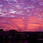 January 21,'09 Sunrise by Tymlaird