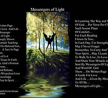 Messengers Of Light by Amber Elizabeth Fromm Donais