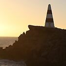 The Obelisk, Robe South Australia by Sprinkla