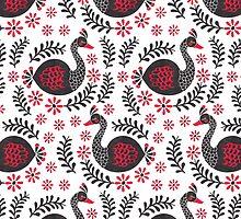 The Black Swan by haidishabrina