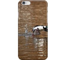 One Two Three Go iPhone Case/Skin