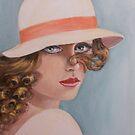 A ROMANTIC LADY by Dian Bernardo
