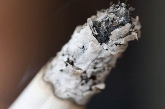 Smoking is not good for your health by David McIntyre