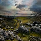 Malham Cove - Yorkshire Dales by eddiej