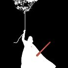 Darth Vader - Death Star Balloon by KAMonkey