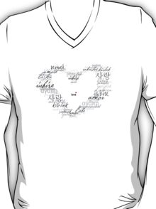 The Universal Language of... T-Shirt