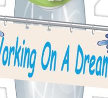Working On A Dream  Sticker