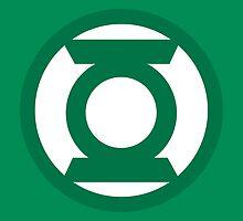 Green Lantern Logo by AvatarSkyBison