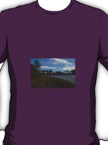 A rippled murray river T-Shirt