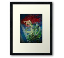 Enchanted Mermaid Framed Print