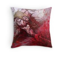 UNDEAD VICTORY Throw Pillow