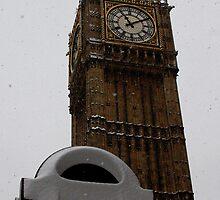 SNOWED UNDERGROUND by Eamon Fitzpatrick