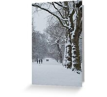Greenwich Park 1 Greeting Card