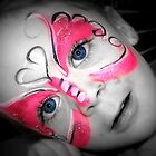 Butterfly eyes by Tamara Brandy