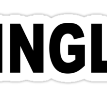 Single Sticker