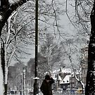 Snow Walk by stringsforlife