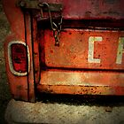 Rusted Chevy by detrange
