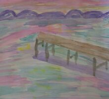 The Pier by Alison Pearce