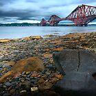 The Forth Bridges by Gordon Brebner