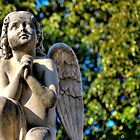 Praying Angel by andyclement