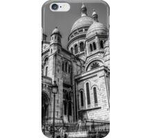 Sacre Coeur, Paris 6 iPhone Case/Skin