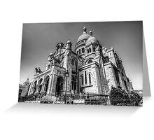 Sacre Coeur, Paris 6 Greeting Card
