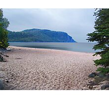 Old Woman Bay Photographic Print