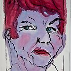 portrait 1 by pobsb
