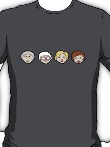Emoji Golden Girls T-Shirt