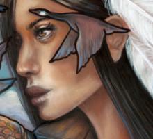 Sky Woman Iroquois Mother Goddess Sticker