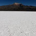 Salt Lake Volcano by kjcasey