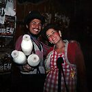 Street Performers by Melissa Ramirez