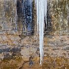 Canyon Icicle by Kenneth Keifer