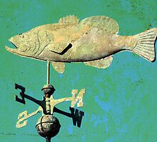 Fish Weathervane by Ryan Houston