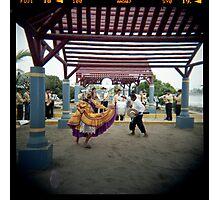 Dancing Photographic Print