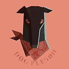 dog person by alba filella