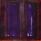 Rothko Influenced Abstract 5 by Josh Bowe