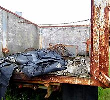Was A Truck by WildestArt