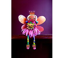 CHUNKIE Birthday Fairy Photographic Print
