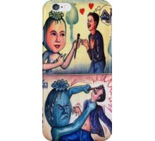 The Opium Eater © iPhone Case/Skin