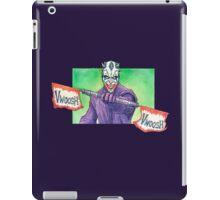 The joker Maul iPad Case/Skin