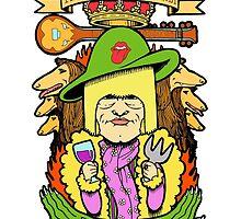 Brian Jones by rockgendary