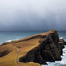 Neist Point Light House by tinnieopener