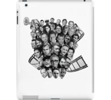 All directors films iPad Case/Skin