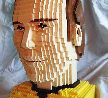 Lego Kirk. by Craig Stevens