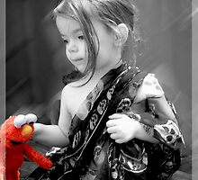 Never without Elmo by dimarie