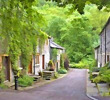 Ravensdale Cottages by Mal Firth