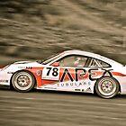 Porsche by Gordon Brebner