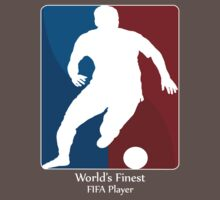 World's Finest FIFA Player by Anders Andersen